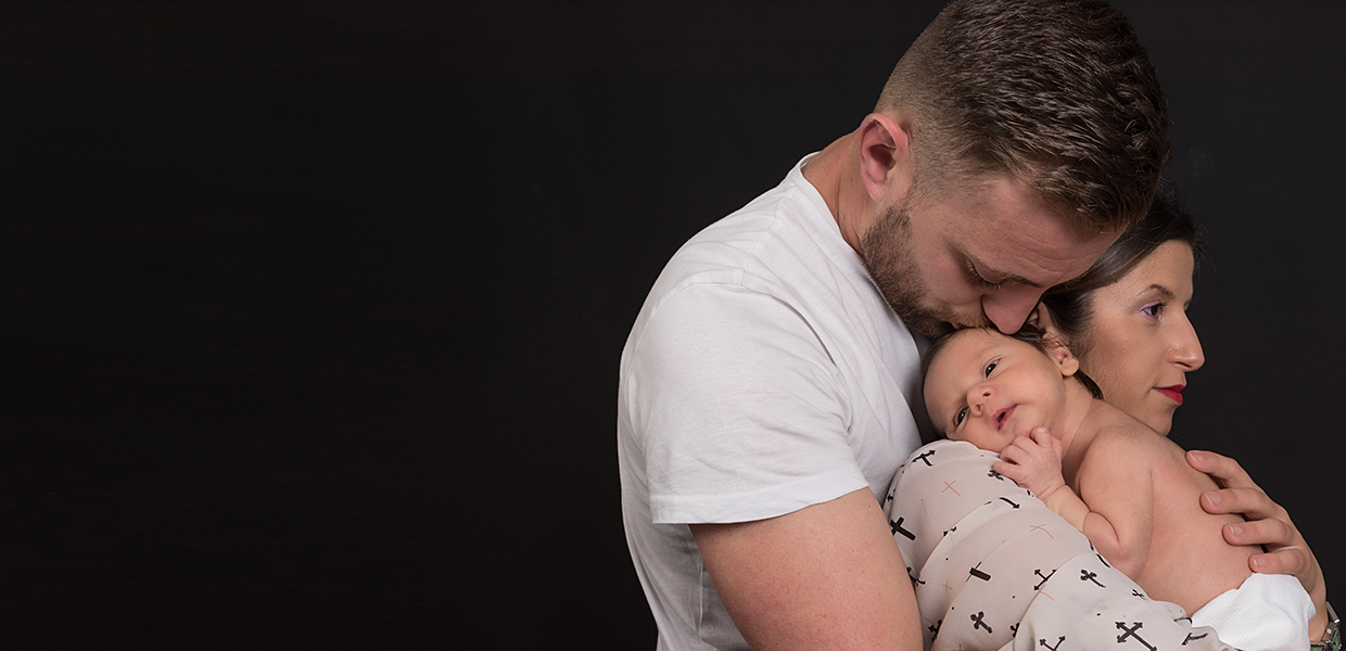 Newborn Baby and Family Photography